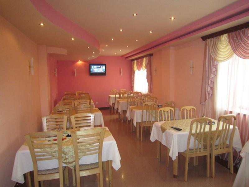 Verona resort hotel in Jermuk, Armenia